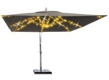 vánoční osvětlení na baterie - slunečník