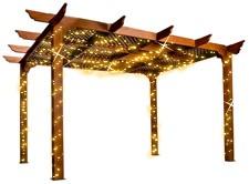 vánoční osvětlení na baterie - osvětlení keříku